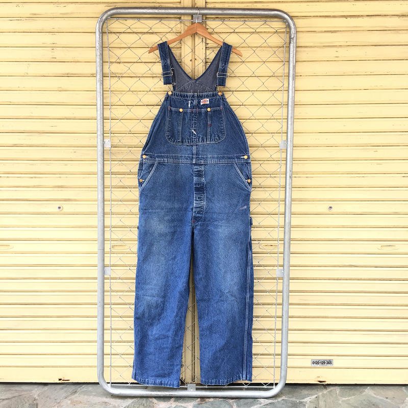 ~90's Dickies Denim Overall #2