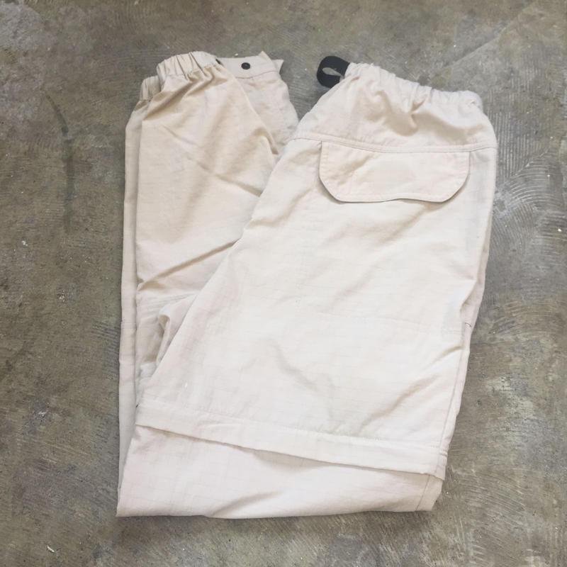 L.L.Bean 2way Nylon Pants
