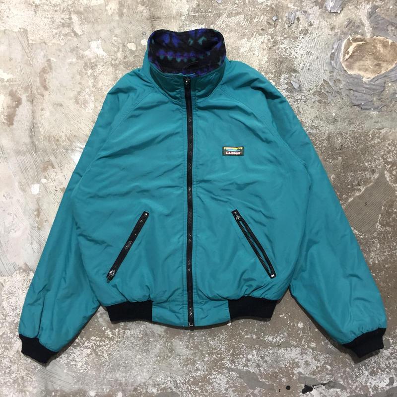 80's L.L.Bean Warm Up Jacket