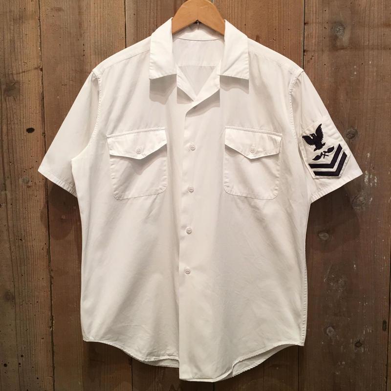 60's~ U.S.NAVY Sailor Shirt