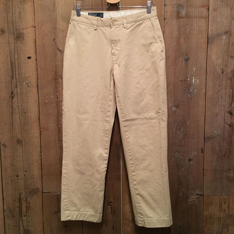 Polo Ralph Lauren Chino Pants KHAKI W : 30