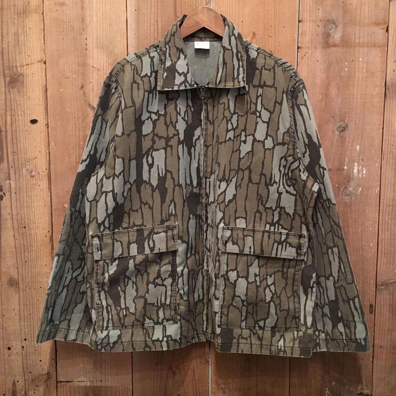 80's TREBARK Hunting Jacket