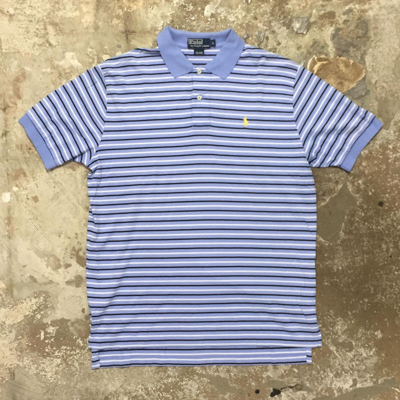 Polo Ralph Lauren Striped Poloshirt #15