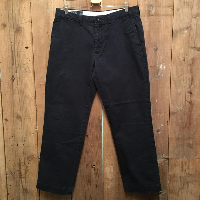 Polo Ralph Lauren Chino Pants NAVY W : 36