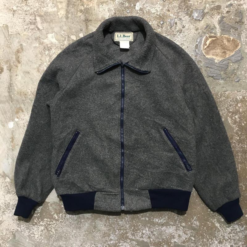 80's L.L.Bean Fleece Jacket