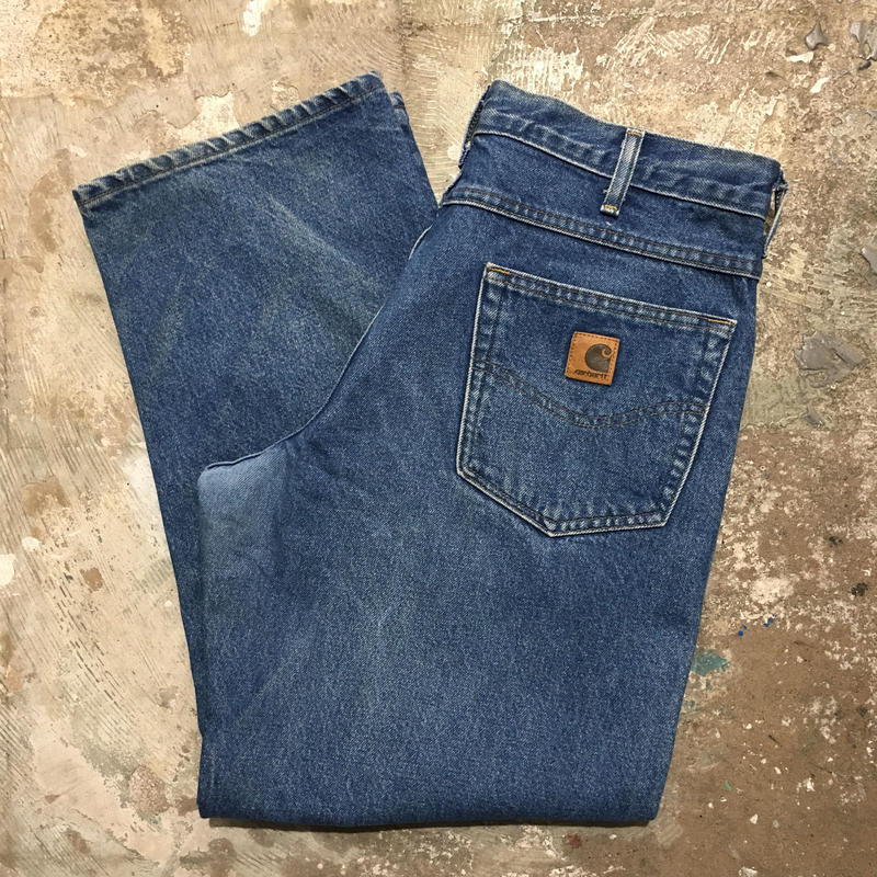 Carhartt 5-Pocket Denim Pants   W : 34