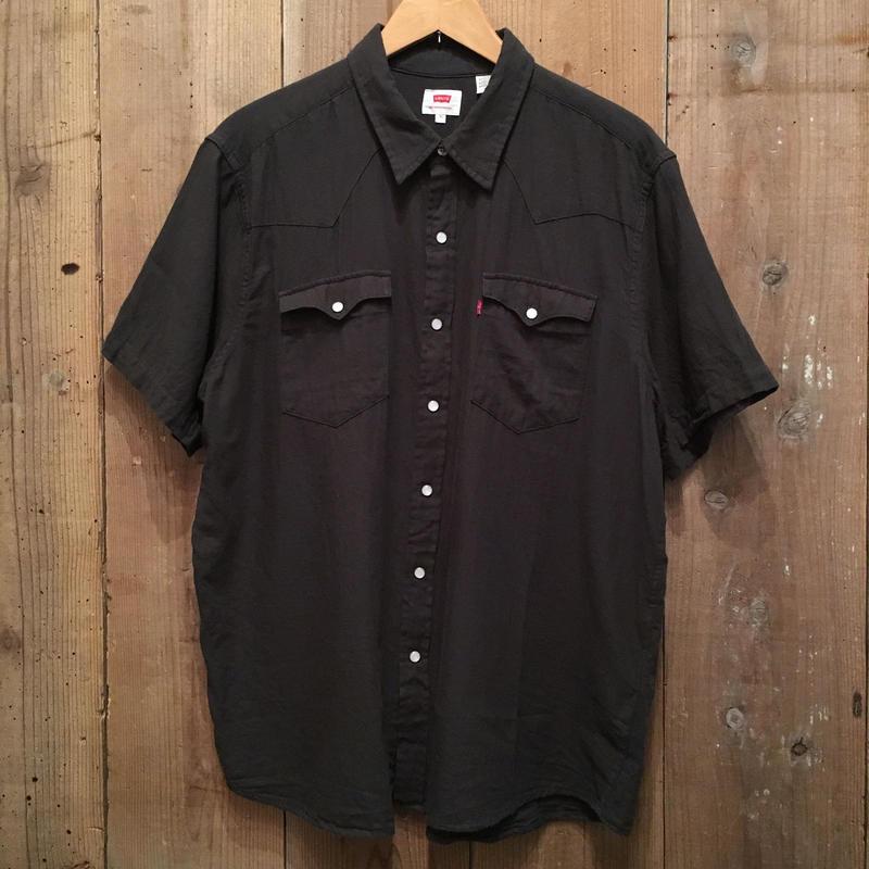 Levi's S/S Western Shirt