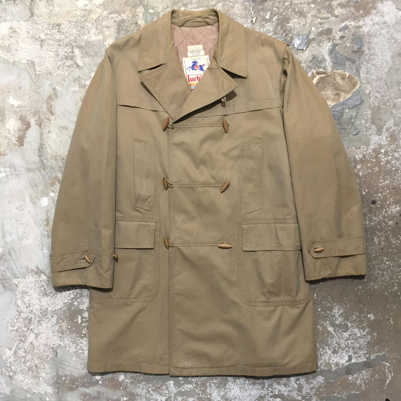 60's Turbine Double Breasted Coat