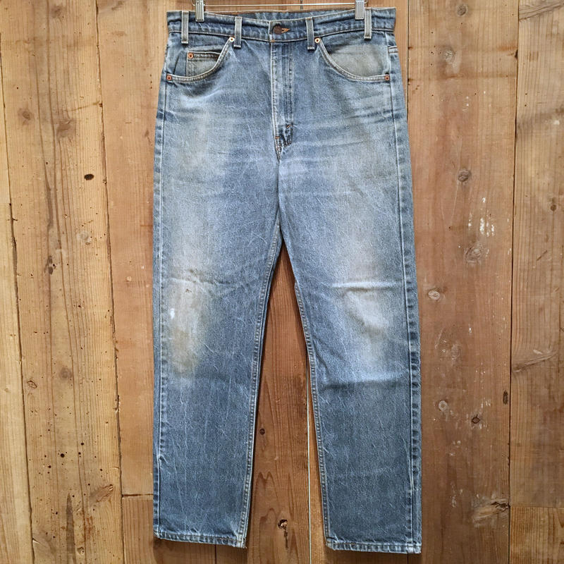 90's Levi's 505 Denim Pants W:34