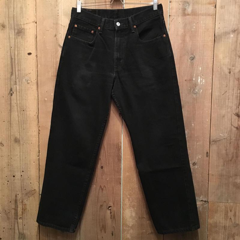 Levi's 550 Black Denim Pants  W : 33
