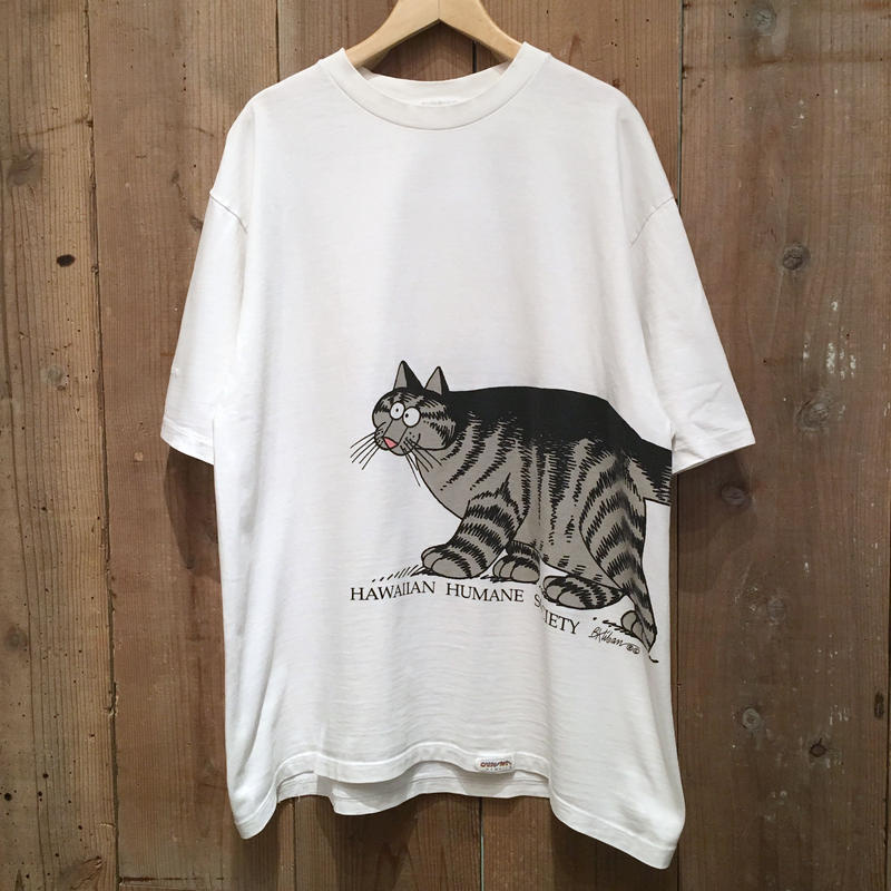 ~90's crazy shirts Kliban Cat Tee