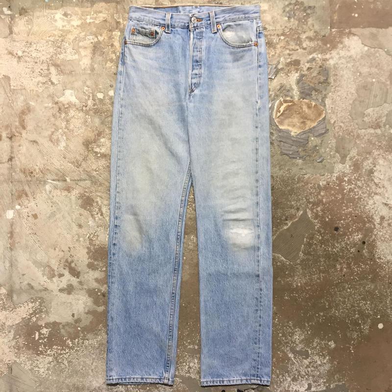 90's Levi's 501 Denim Pants W 30  #1