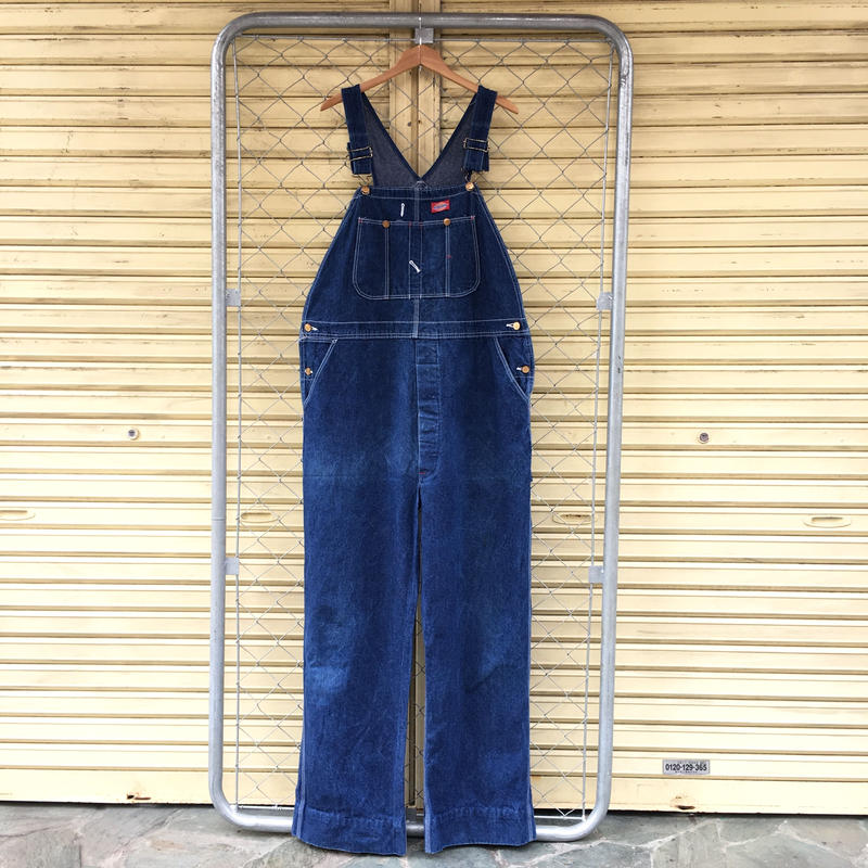 ~90's Dickies Denim Overall #1