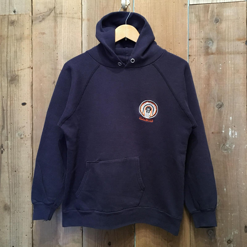 80's Champion Hooded Sweatshirt