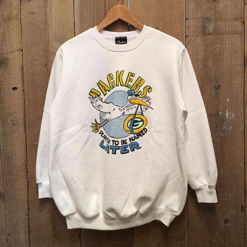 80's Green Bay Packers Sweatshirt