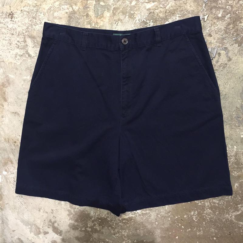 Ralph Lauren Cotton Shorts NAVY  W: 34