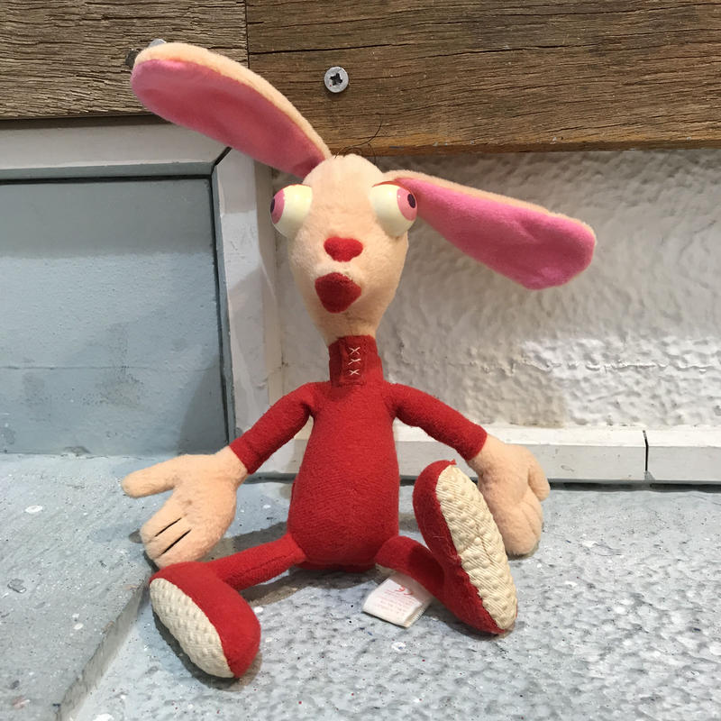 Ren&Stimpy  Plush Doll