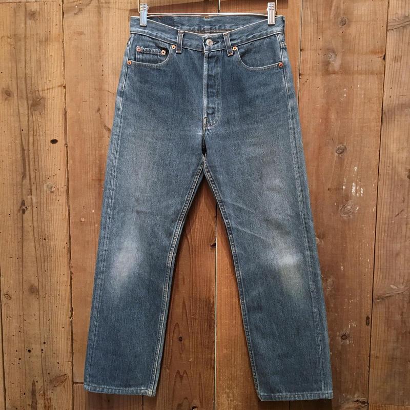 90's Levi's 501 Denim Pants W 30  #2