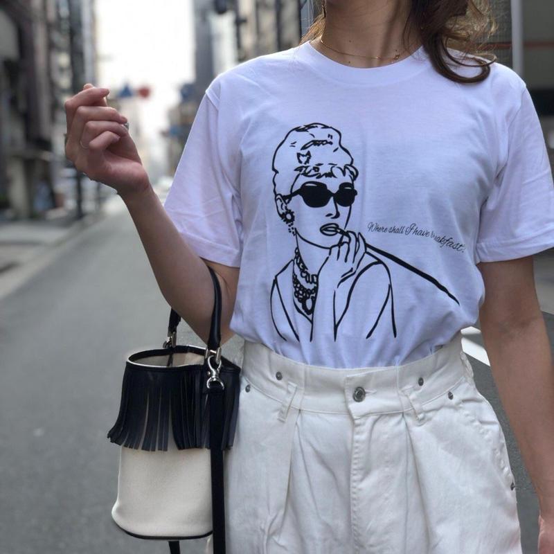 merge  LA Tシャツ(ヘップバーン)