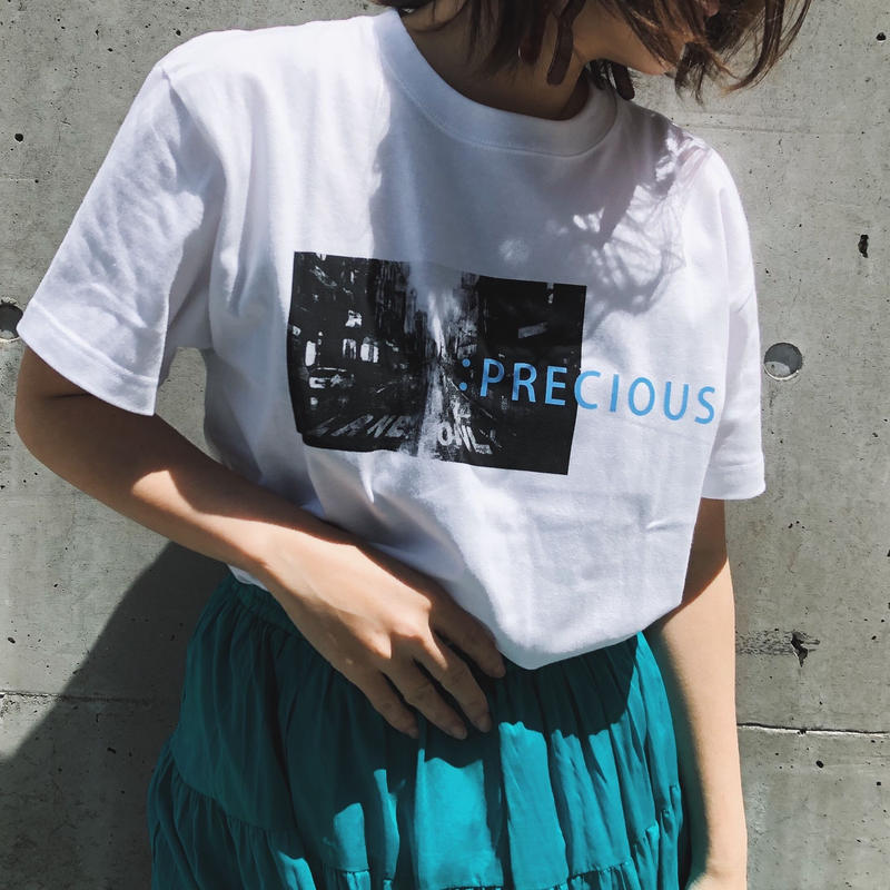 [再入荷予定中]PRECIOUS Tシャツ
