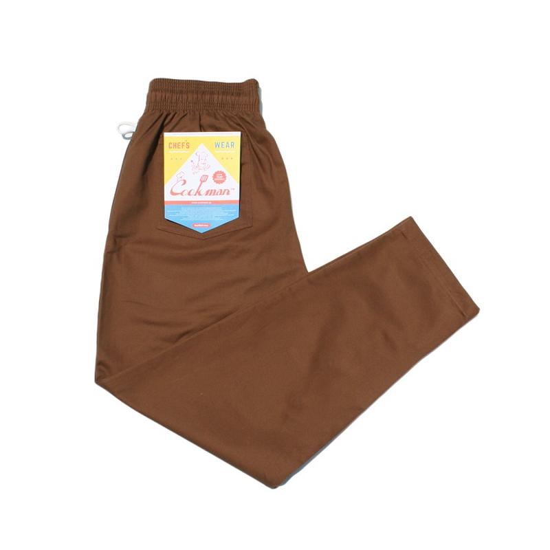 COOK WEAR - Chef Pants 「Chocolate」