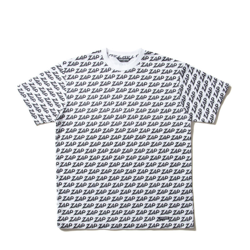 COOTIE - Zap All Over S/S Tee