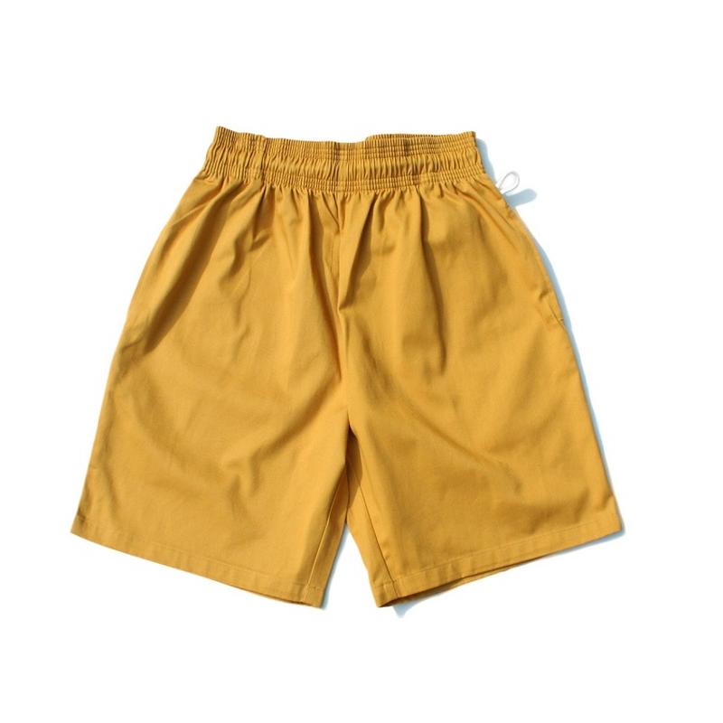COOKMAN - Chef Short Pants「Mustard」