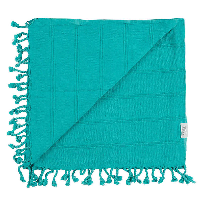 MAYDE - AVALON TOWEL - SEA GREEN