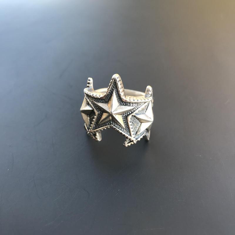 CODY SANDERSON - Ring 3 Interlocking Star