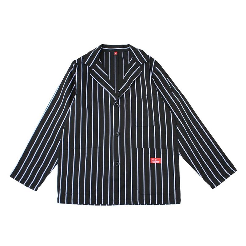 COOK MAN - Lab.Jacket 「ブラック」