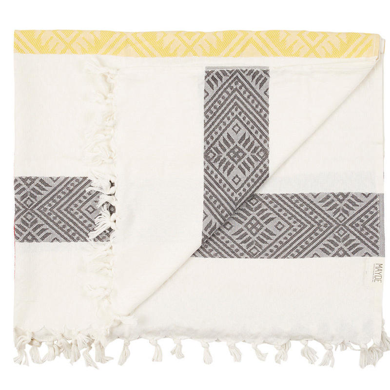 MAYDE - AVOCA TOWEL - FIRE