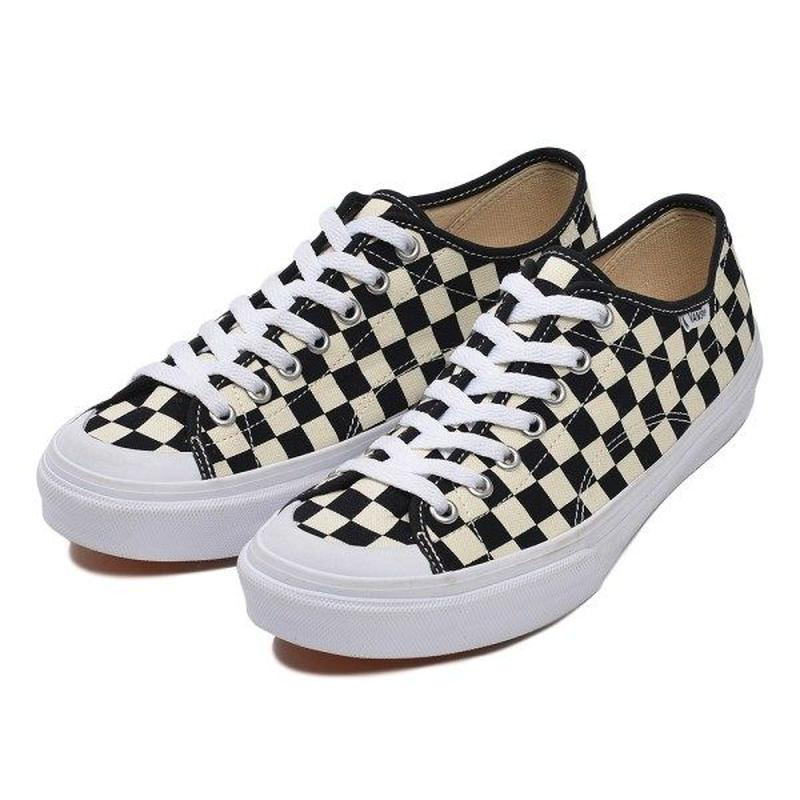 VANS SIXTY SEVEN V67CHECKER 17SP (BLK/WHT CHECK)