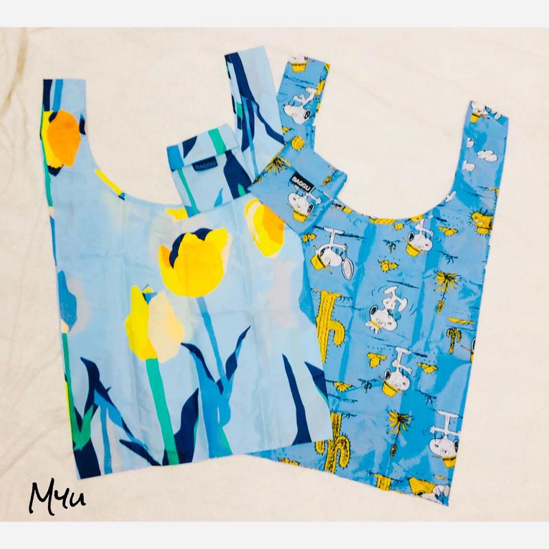 即納🇺🇸BAGGU Eco bag