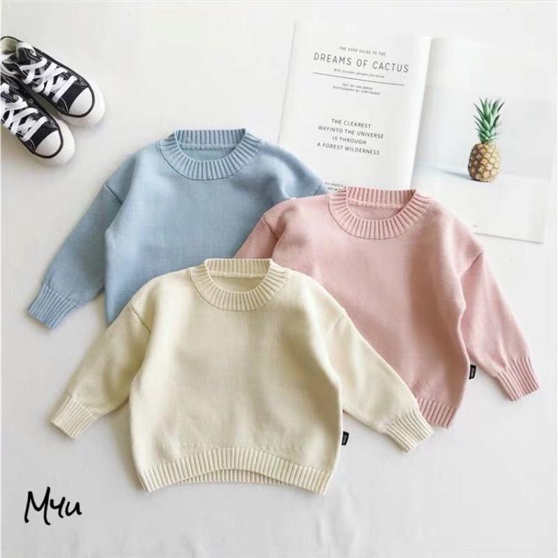 【80〜140cm】Spring knit