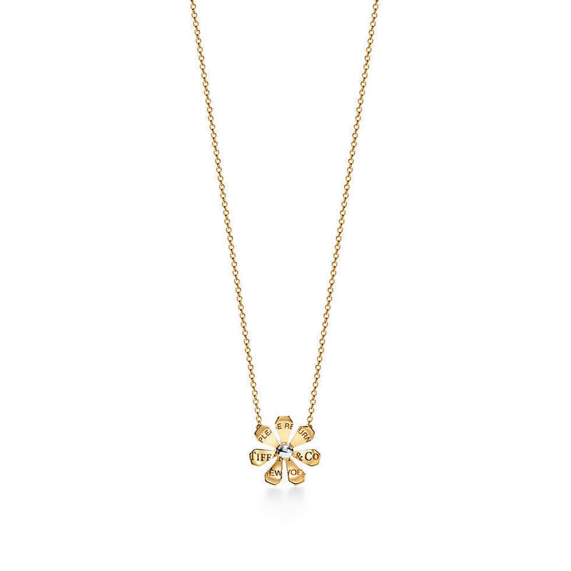 日本未入荷【Return to Tiffany®︎】Daisy Pendant