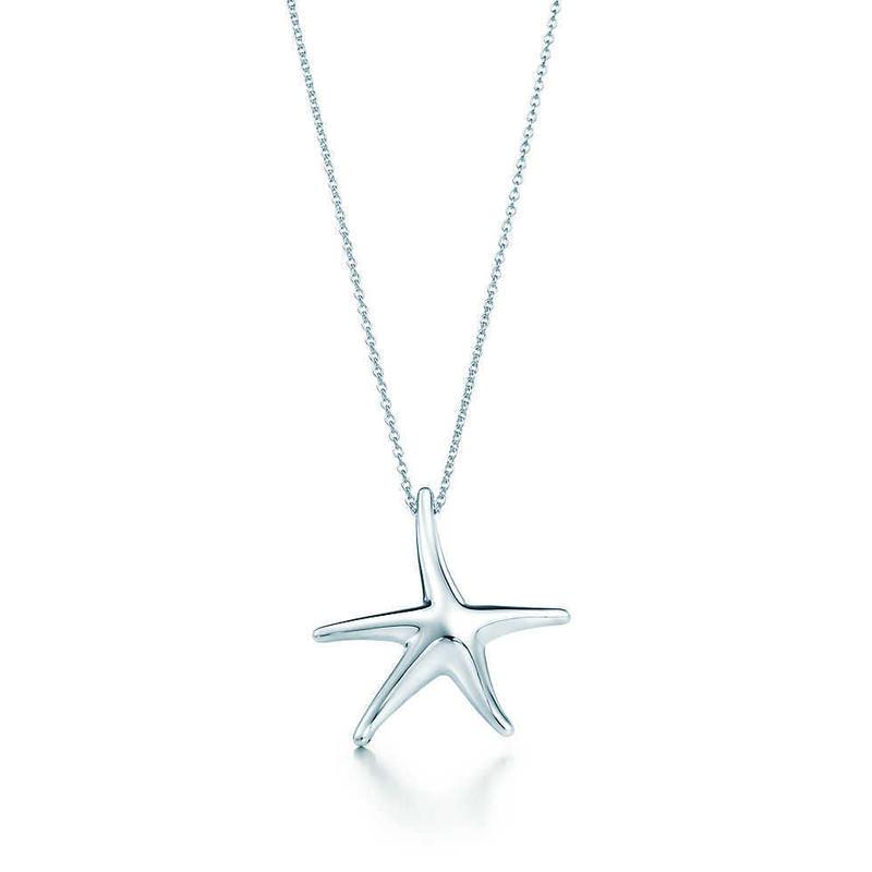 日本未入荷【Elsa Peretti®︎】Starfish Pendant