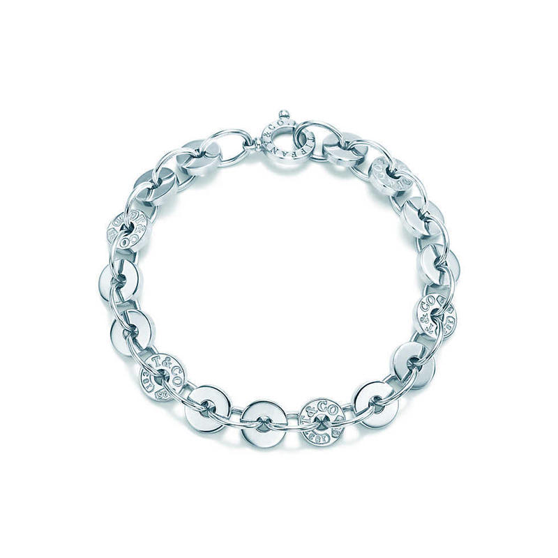 日本未入荷【Tiffany 1837®︎】Circle Bracelet