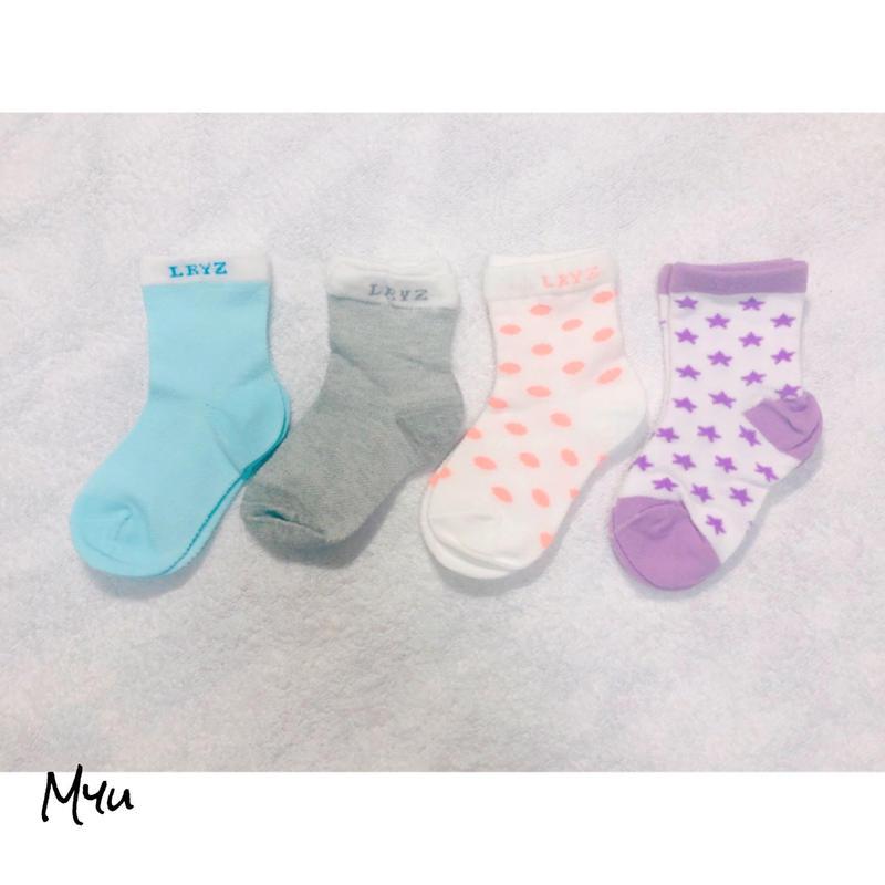 即納【Kids1〜3歳】Socks  set