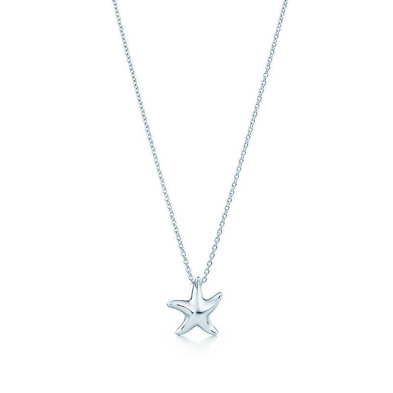 日本未入荷【Elsa Peretti】Starfish Pendant