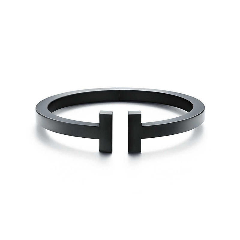ユニセックス【Tiffany T】Square Bracelet