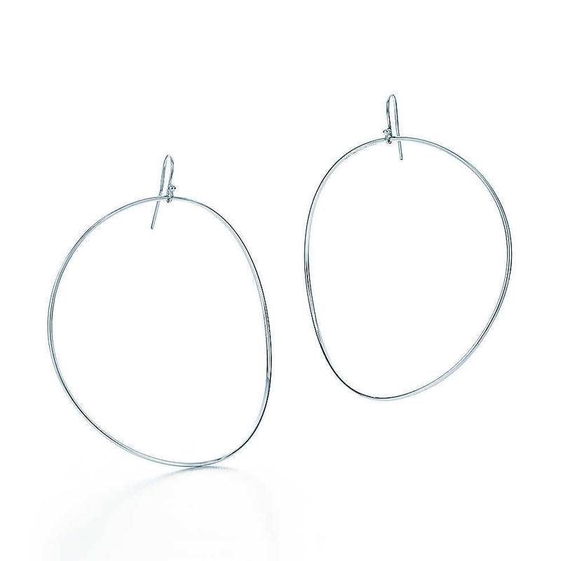 日本未入荷【Elsa Peretti®︎】Wave Hoop Earrings