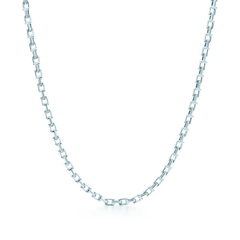 日本未入荷【Tiffany T】Narrow Chain Necklace