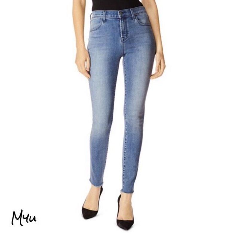 受注発注【LADIES】J  BRAND Maria high rise skinny jeans