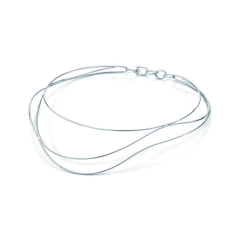 日本未入荷【Elsa Peretti】Wave Necklace