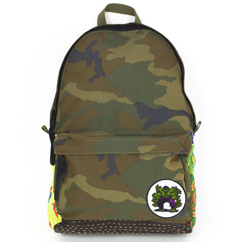 【SALE】3layer camo back-pack