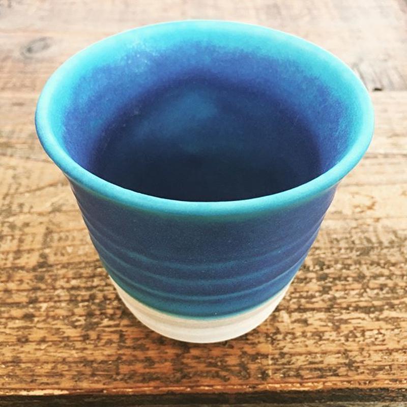 カップ 瑠璃紺
