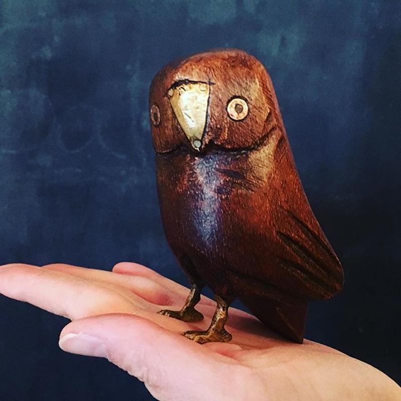 ウッドフクロウ