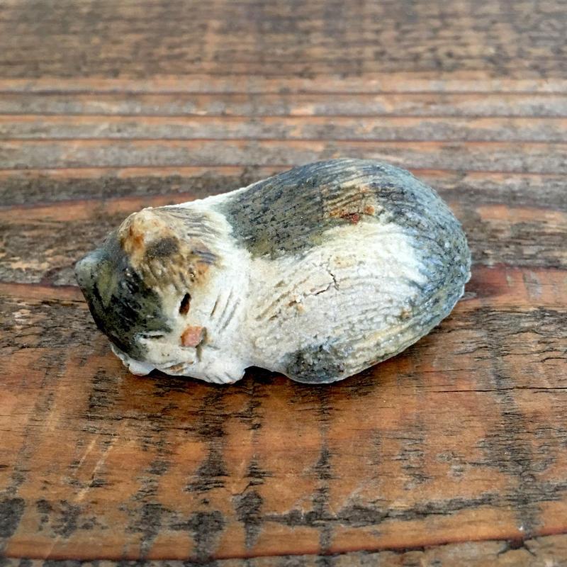 箸置き 三毛猫