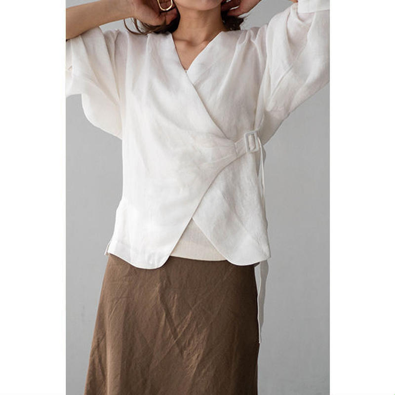 Linen Lab Blouse