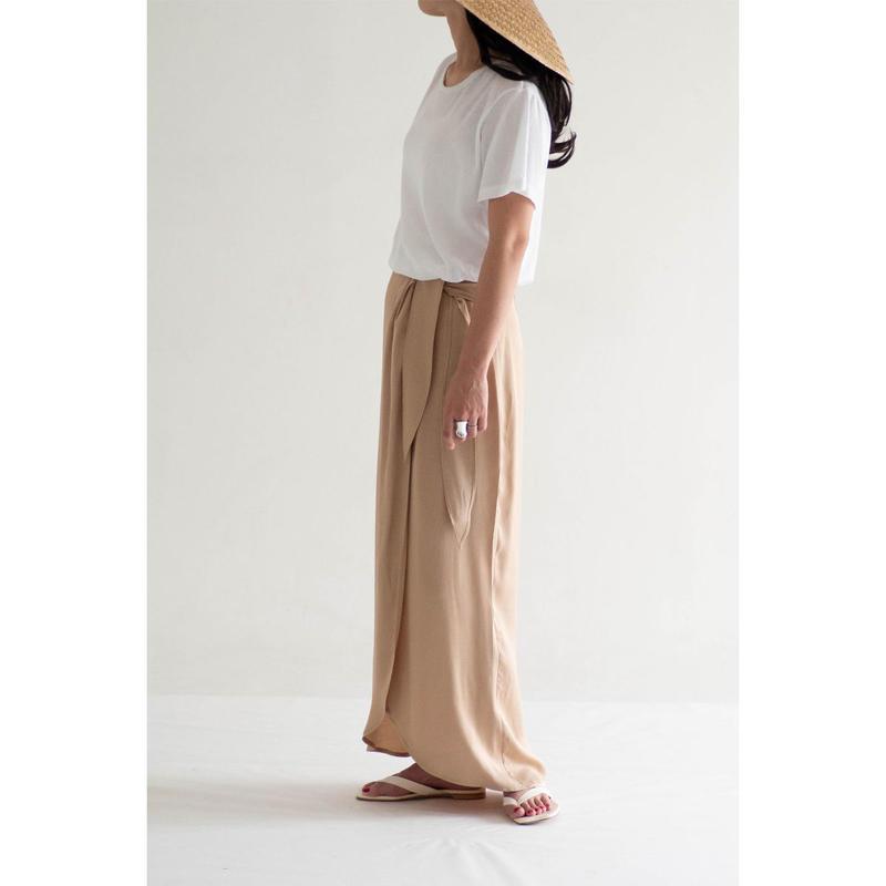 Silky lab skirt